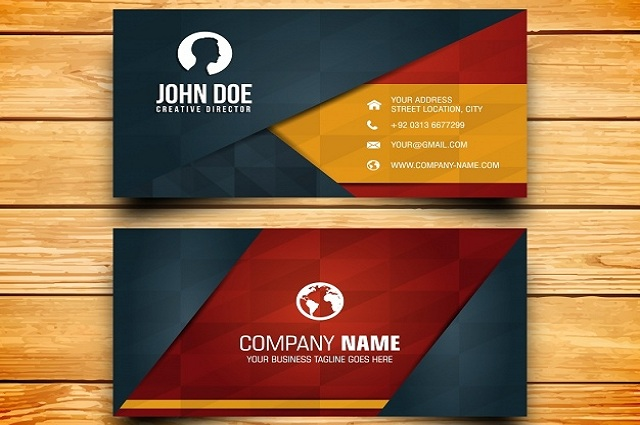 Visiting Card Printing In Delhi India Business