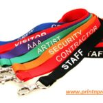 Avail Reasonable Bill Book and Lanyard Printing Services in Delhi NCR