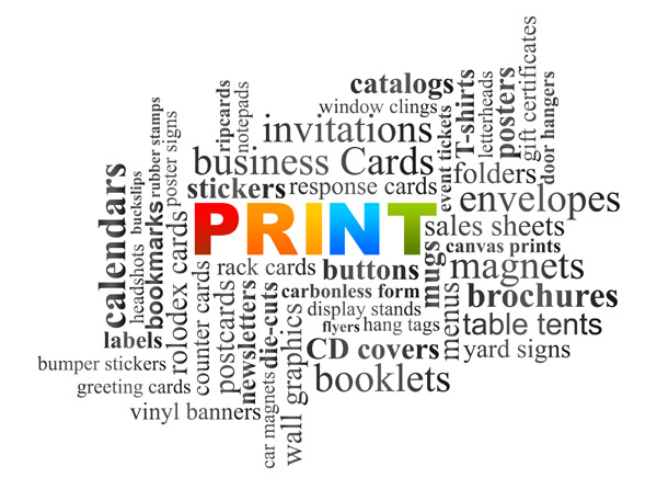 Printing Services in Delhi – What you need to understand about different types of printing?